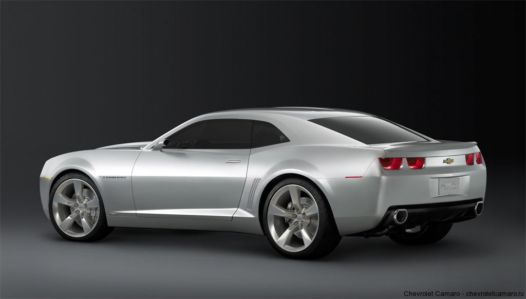 Chevrolet Camaro Concept Vehicle